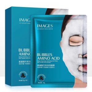 ماسک ورقهای حبابی آمینو اسید طب ران استور