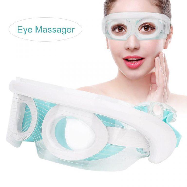 عینک ال ای دی Eye massager