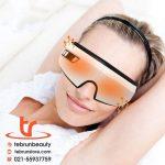 عینک ماساژور چشم موزیکال طب ران استور