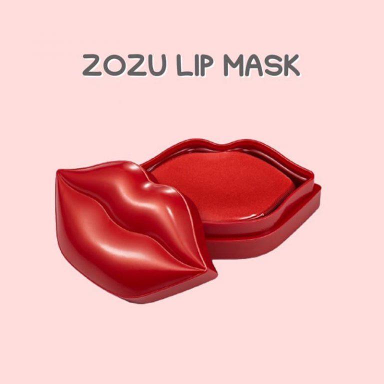 ماسک لب کلاژن زوزو